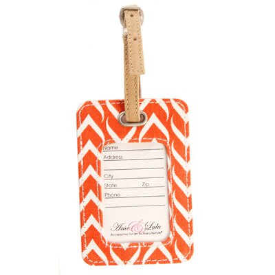 Ame & Lulu Luggage Tag
