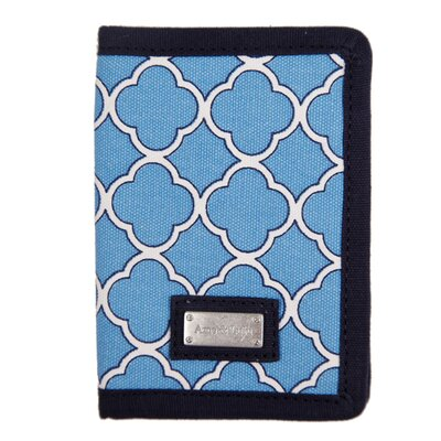 Ame & Lulu Passport Cover