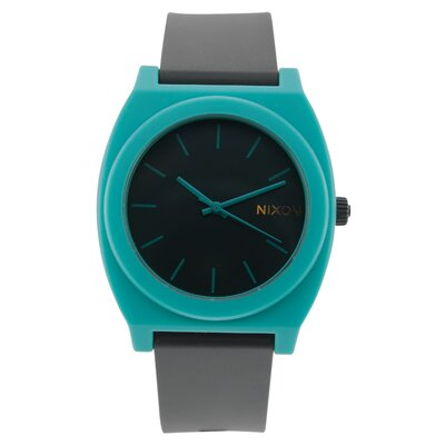 Nixon Men's Time Teller Plastic Watch