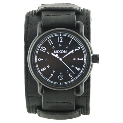 Nixon Men's Axe Watch with Black Dial