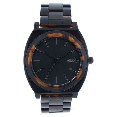 Men's Time Teller Watch