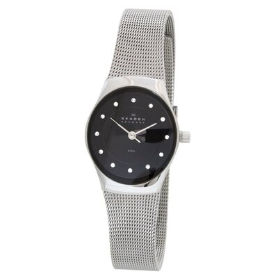Mesh Women's Crystal Watch