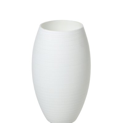 "EGLO Batista 1 Light "" H Table Lamp with Drum Shade"