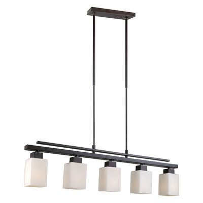 EGLO Violetta 5 Light Kitchen Island Pendant