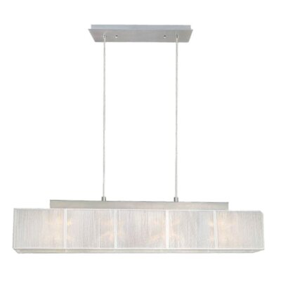 Tosca 1 4-Light Kitchen Island Pendant