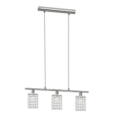 Pyton 3 Light Kitchen Island Pendant