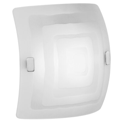 EGLO Aero 1 Light Wall Sconce