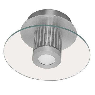 EGLO Chiron 1 Light Semi Flush Mount