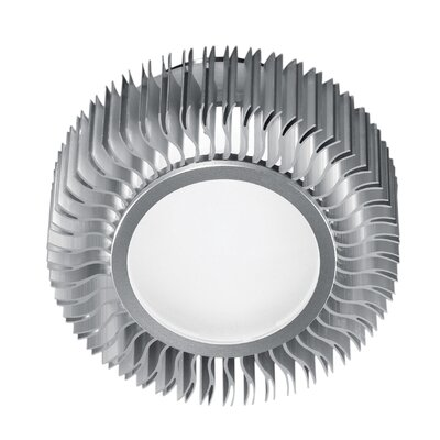 EGLO Chiron 1 Light Flush Mount