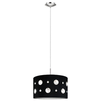 EGLO Perga 1 Light Drum Pendant