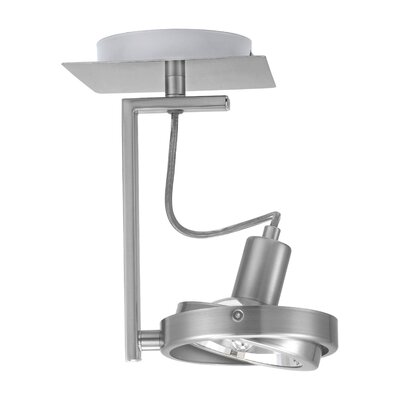 Cubeto 1 Light Semi Flush Ceiling Light