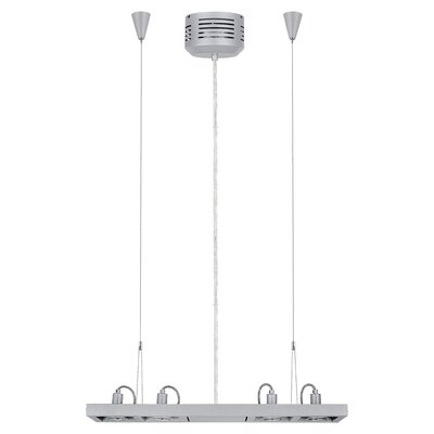 EGLO Vectus 4 Light Linear Pendant