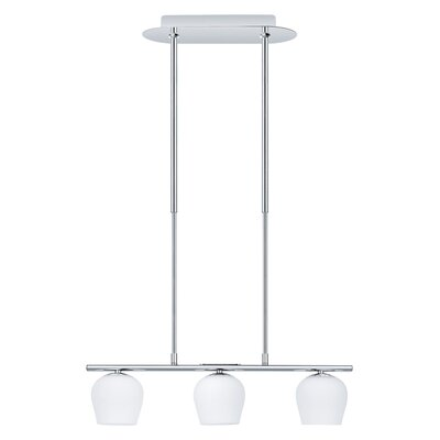 EGLO Carda 3 Light Pendant