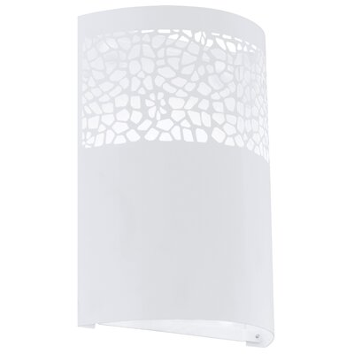 EGLO Carmelia 1 Light Wall Sconce