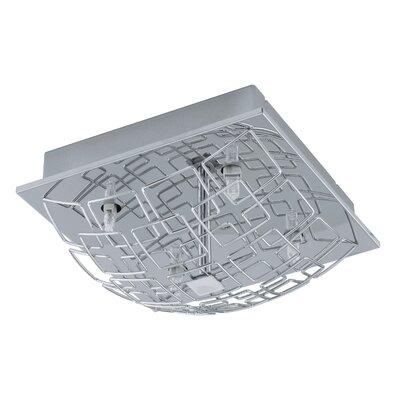 EGLO Cromer 1 4-Light Flush Mount