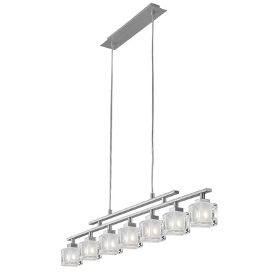Tanga 1 7-Light Kitchen Island Pendant