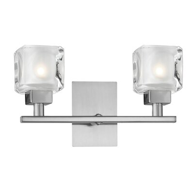 EGLO Tanga 1 2 Light Wall Sconce