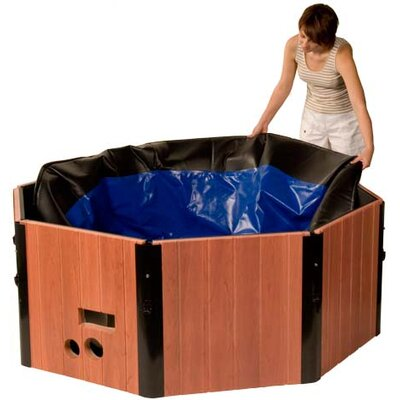 Comfort Line Products 5 Person Spa N A Box Portable Spa