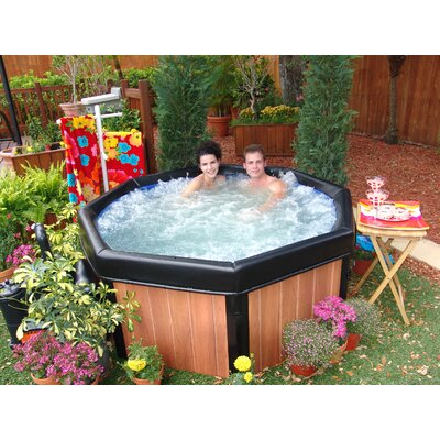 5-Person Spa-N-A-Box Portable Spa