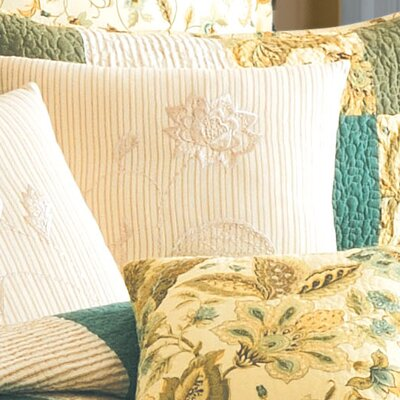C & F Enterprises Delaney Embroidery Pillow