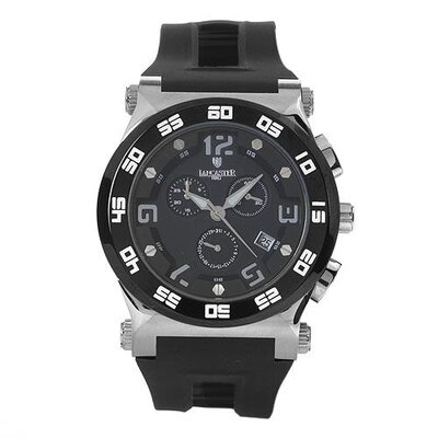 OLA0347G/SS/NR/NR Men's Stainless Steel Watch