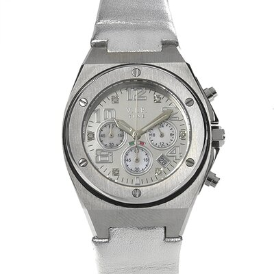 VP 4007SL Unisex Stainless Steel Watch