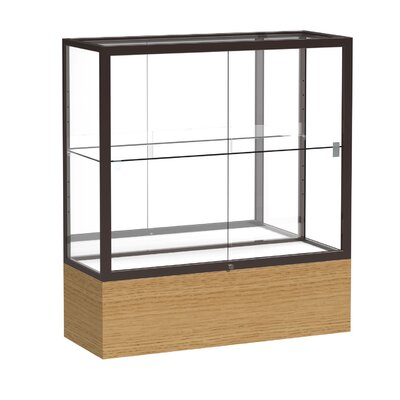 Waddell Reliant 2281 Series Case with Oak Base