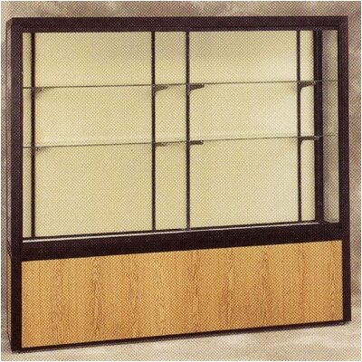 Waddell Challenger 1000 Series Case with Light Oak Vinyl Base