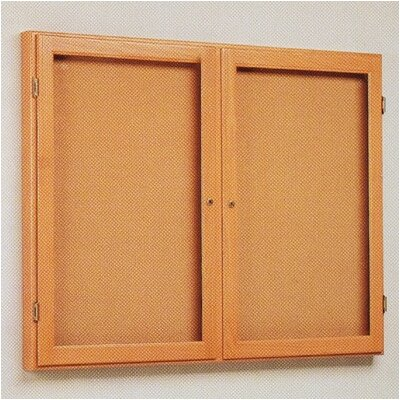 Waddell Messenger 77 Series Bulletin Board Display