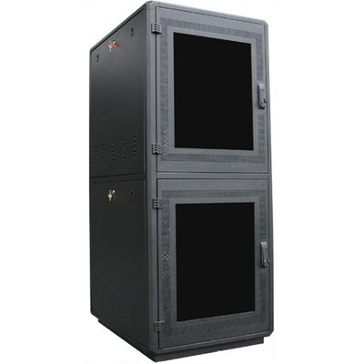 "Quest Manufacturing 500 Series 19"" Co-Location Server Rack"