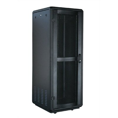 "Quest Manufacturing 710 Series 32""D Server Rack - 34 RU"