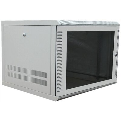 "Quest Manufacturing 200 Series 19"" Compact Wall Mount Enclosure"