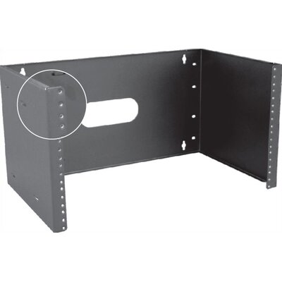 Non-Hinged Wall Mount Bracket with 6
