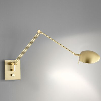 Holtkötter Turbo 1 Light Wall Sconce