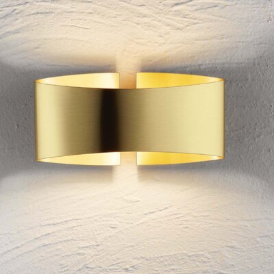 Holtkötter Voila Series 1 Light Wall Sconce
