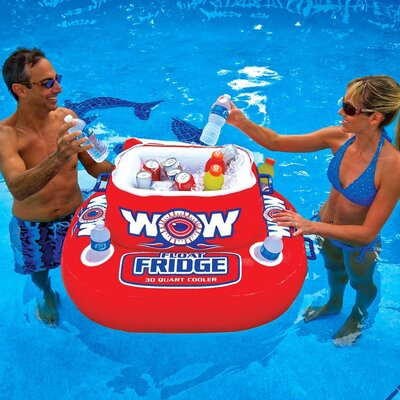 World of Watersports Floating Fridge Cooler