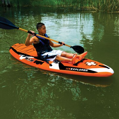 World of Watersports Explorer Kayak Towable