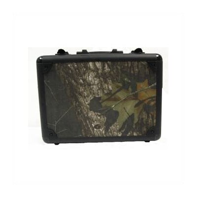 SportLock LLC CamoLock Double Pistol Case