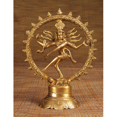 Brass Series Small Nataraja Statue