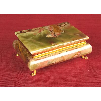 Miami Mumbai Onyx Series Jewelry Box