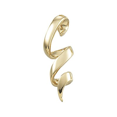 Jewelryweb 14k Yellow Gold Metal Fashion Pendant