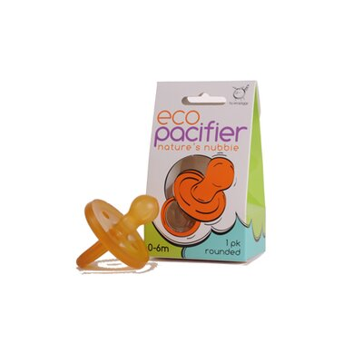 Ecopacifier Natural Rubber Pacifier