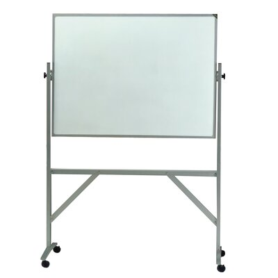 "Ghent Double Sided Reversible Markerboard 48"" x 72"""