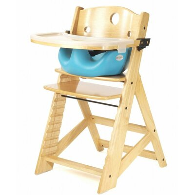 Keekaroo Height Right Kids High Chair with Insert and Tray