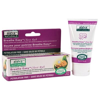 Aleva Baby Breathe Easy Chest Rub Cream