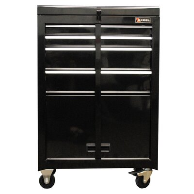 Roller Cabinet with 4 Slide Drawers