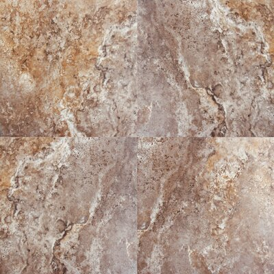 "MS International Toscana 20"" x 20"" Porcelain Tile in Canyon"