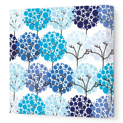 Avalisa Imaginations Park Stretched Canvas Art