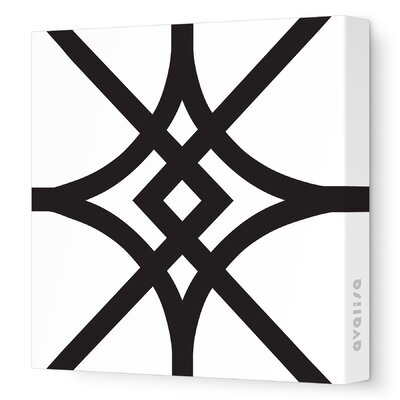 Avalisa Pattern - Diamond Stretched Wall Art