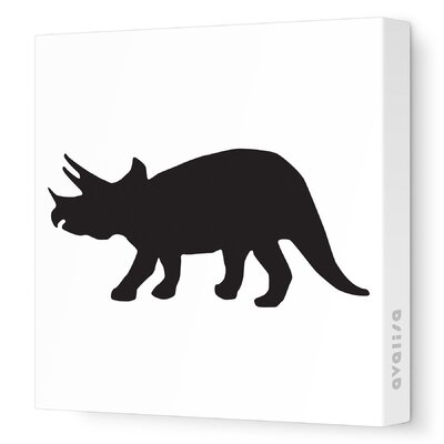 Avalisa Silhouette - Tri Stretched Wall Art